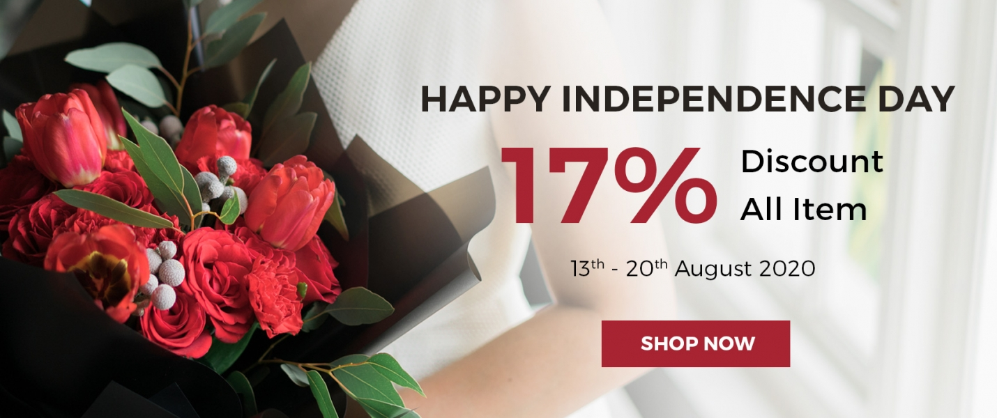 Independence Day Special Discount