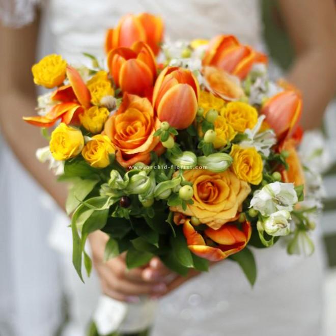 Vibrant Bride